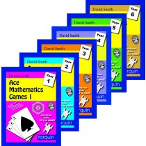 Ace Mathematics Games - Set of 6