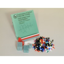 Minit Molecular Model Kit: Organic and Inorganic Student Set
