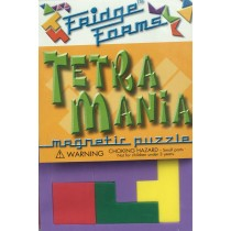 Tetra Mania - 60pc Magnetic Tessellation