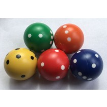 Spherical Dice (5 Round Dice)
