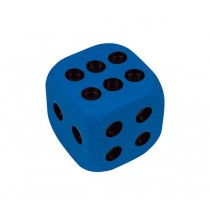 Giant Dice: 6 Face Dot 90mm PVC