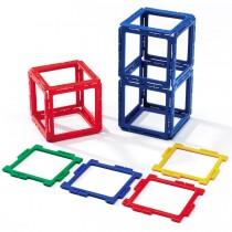 Polydron Frameworks Squares Set of 80