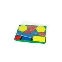 Attribute Block - 60 Piece Set in Plastic Tray