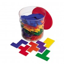 Learning Resources Rainbow Pentominoes
