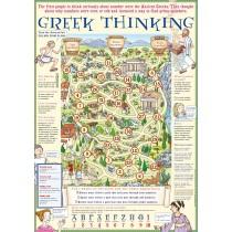 Greek Thinking Poster