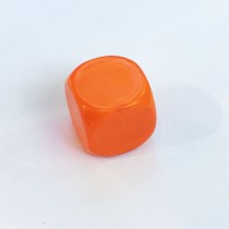 14mm blank orange die