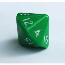 D16 sixteen sided dice single