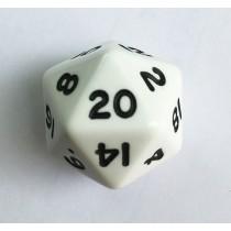 D20 Single 20 sided dice