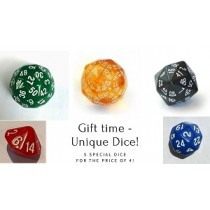 Dice Gifts from Tarquin