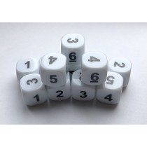 Digit Dice 1-6