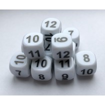 Digit Dice 7-12