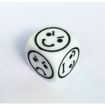 Single 16mm Emoticon Die