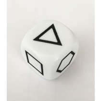 Single Geometric Shape Die