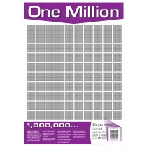One Million Poster
