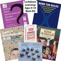Lockdown Learning Basic Kit - Fun for 9-10 Year Olds