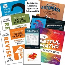 Lockdown Learning Enhanced Kit - Fun for 14-16 Year Olds