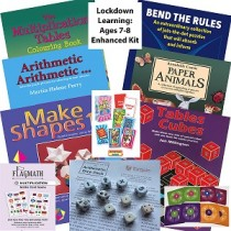 Lockdown Learning Enhanced Kit for 7-8 Years Old