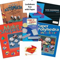 Tarquin Lockdown Learning Kit - Fun with Papercraft