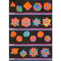 Polyhedra Poster