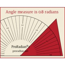Radian Protractors - 0.1