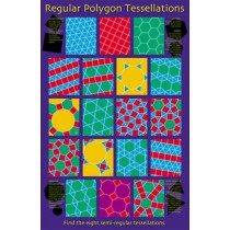 Regular Polygons Poster
