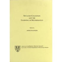 Situated Cognition and the Learning of Mathematics