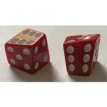 Skew Dice - D6 Pair
