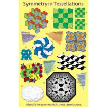 Symmetry in Tessellations Poster