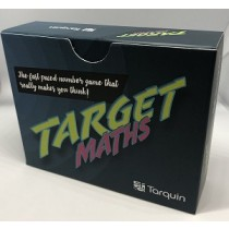 Target Maths Card Game