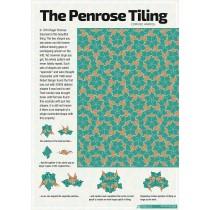 The Penrose Tiling Poster