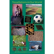Tessellations in our World Poster