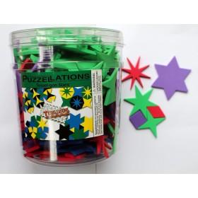 Puzzellations Tessel-gon Stars