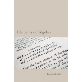Euler's Elements of Algebra