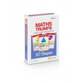 Maths Trumps - 3D Shapes
