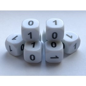 A Byte of Binary Dice
