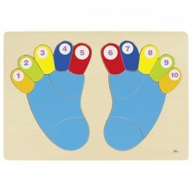 Puzzle Feet