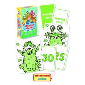 Monster Maths Addition Skills Games