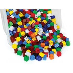 Simfit 1cm Cubes - 1000 in a Plastic Storage Case