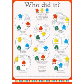 Who Did It? Poster
