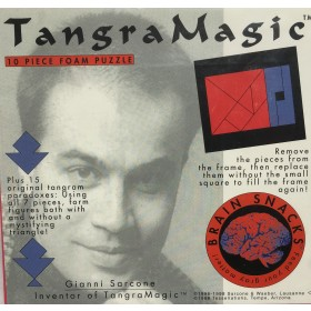 TangraMagic Puzzle