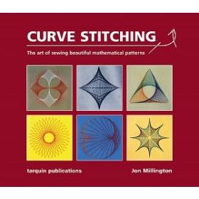 Curve Stitching: Art of Sewing Beautiful Mathematical Patterns