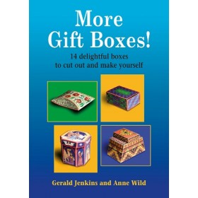 More Gift Boxes!: 14 Delightful Boxes to Cut Out and Make Yourself