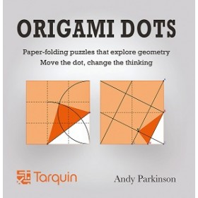 Origami Dots - Paper-folding puzzles that explore geometry. Move the dot, change the thinking