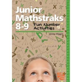 Junior Mathstraks 8-9 Fun Number Activities