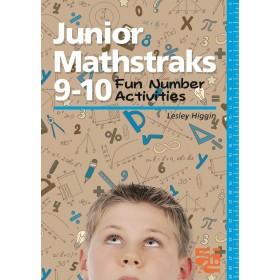 Junior Mathstraks 9 - 10 Fun Number Activities