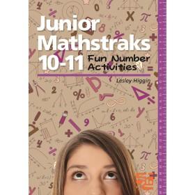Junior Mathstraks 10 - 11 Fun Number Activities