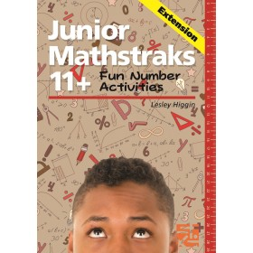 Junior Mathstraks 11-12 Fun Number Activities