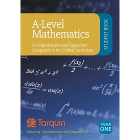 A Level Mathematics Student Book Year 1