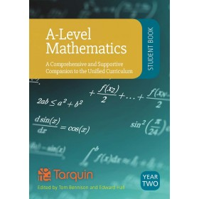 A Level Mathematics Student Book Year 2