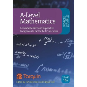 A Level Mathematics Worked Solutions